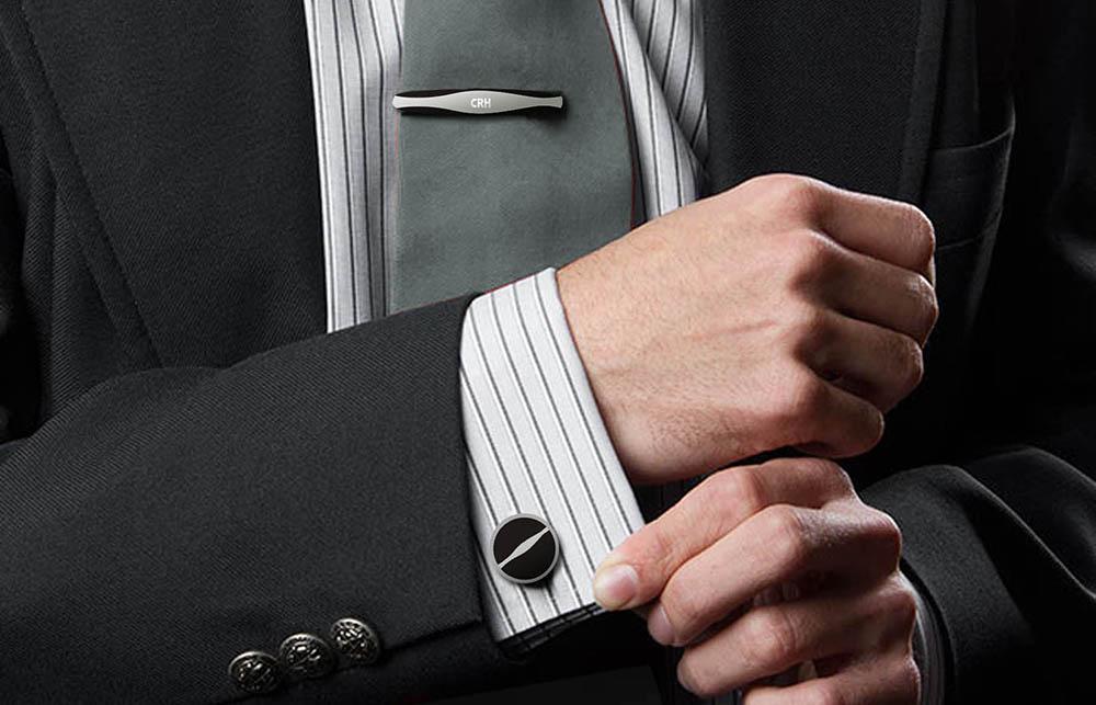 1-領帶夾